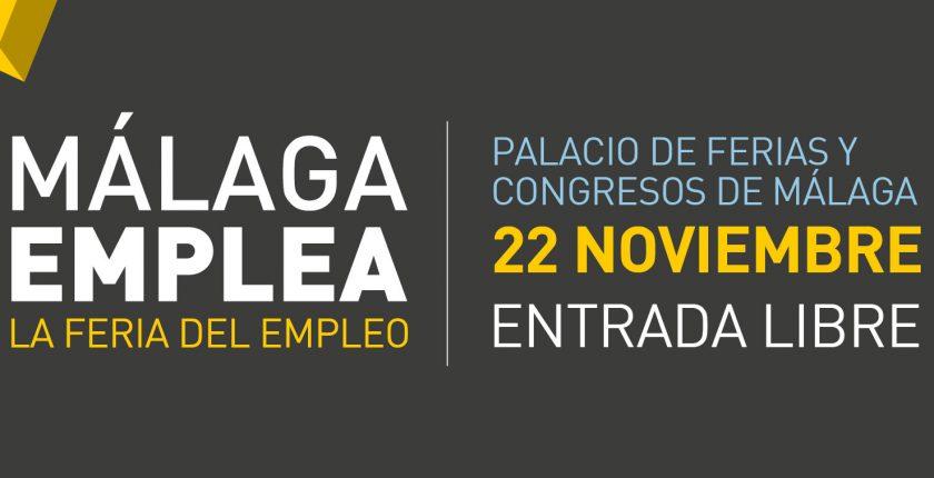 Feria del trabajo Málaga emplea 2016