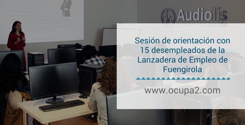 Ocupa2 y la Lanzadera de Empleo de Fuengirola
