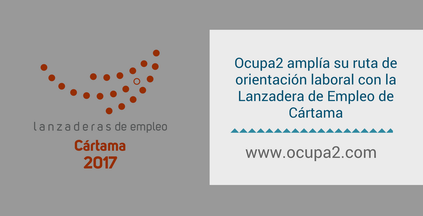 Ocupa2 en Lanzadera de Empleo de Cártama