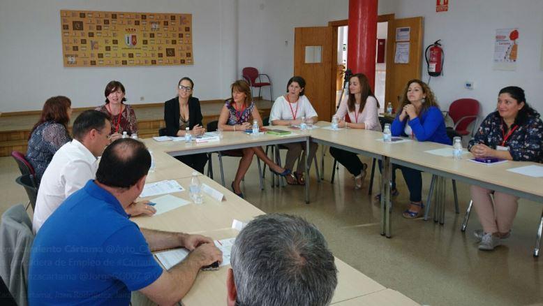 I Café Empresarial en Lanzadera de Cártama