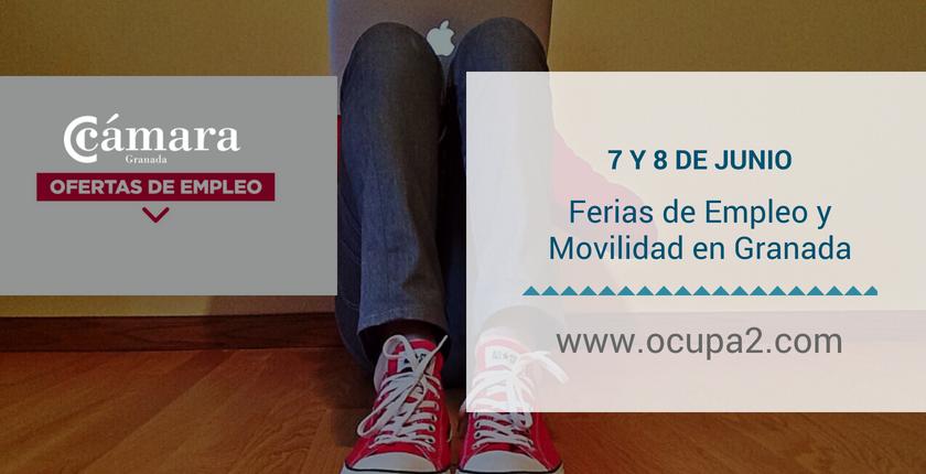 Ferias de empleo y movilidad en Granada