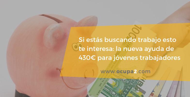 ayuda 430€