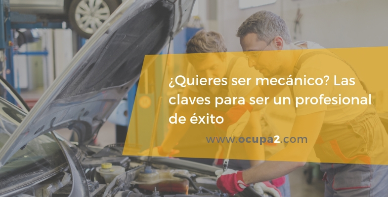 quiero ser mecánico