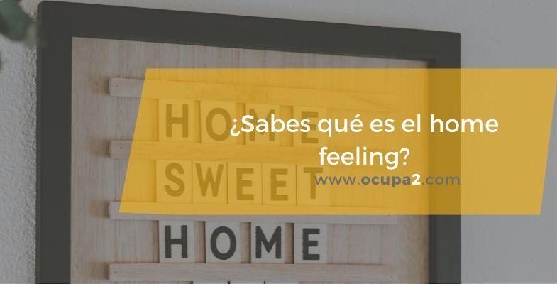 home feeling